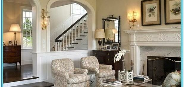 Pretty Living Room Decorating Ideas