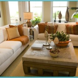 Professionally Decorated Living Rooms