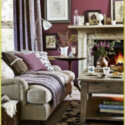 Purple Living Room Ideas Uk