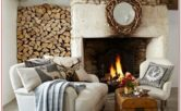 Rustic Chic Rustic Living Room Decorations
