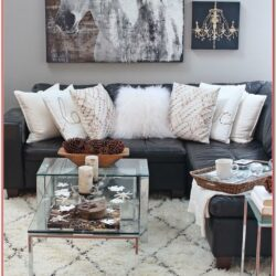 Rustic Glam Decor Living Room
