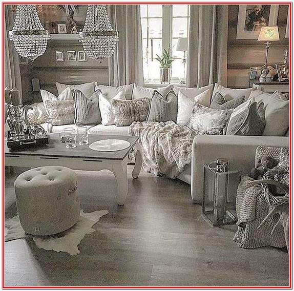 Rustic Glam Living Room Decor Ideas