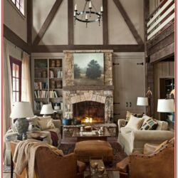 Rustic Home Decor For The Living Room