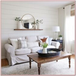 Rustic Wall Elegant Living Room Wall Decor Ideas
