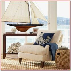 Sailing Living Room Decorating Ideas