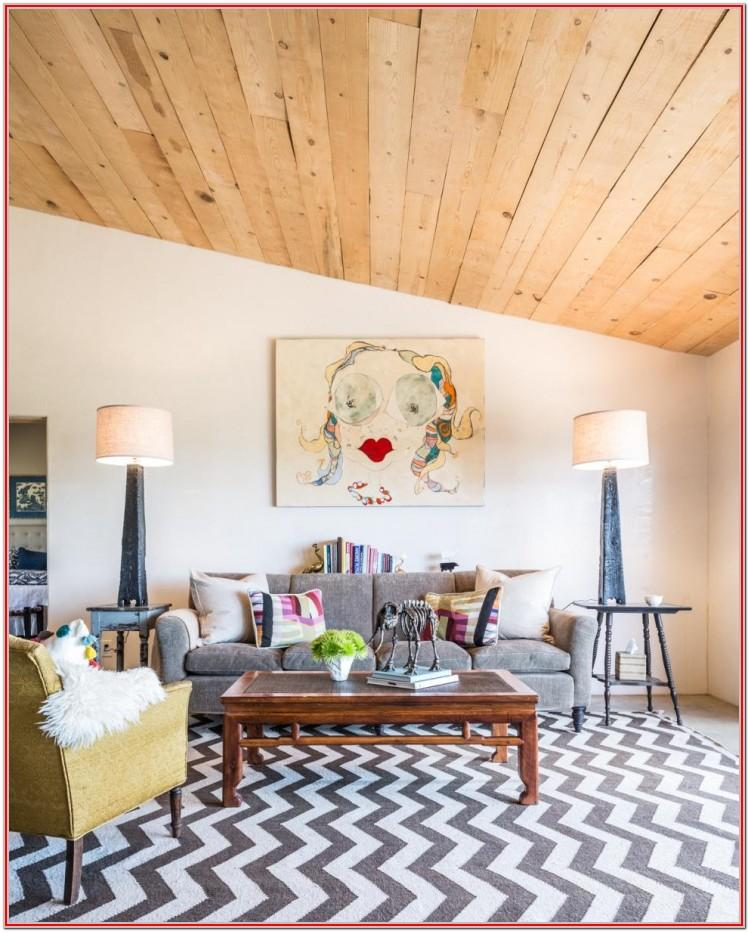 Shabby Chic And Eclectic Decorating Living Room