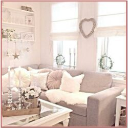 Shabby Chic Living Room Decorating Ideas