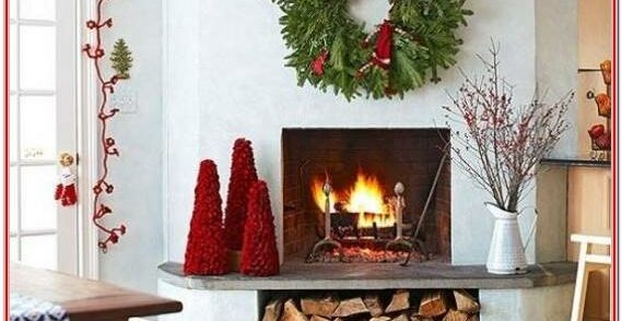 Simple Christmas Decorating Ideas For Living Room