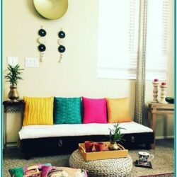 Simple Living Room Decorating Ideas Indian Style