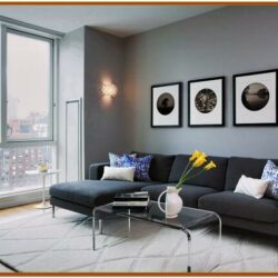 Simple Modern Small Living Room Decor