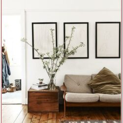 Simple Rustic Living Room Decorations