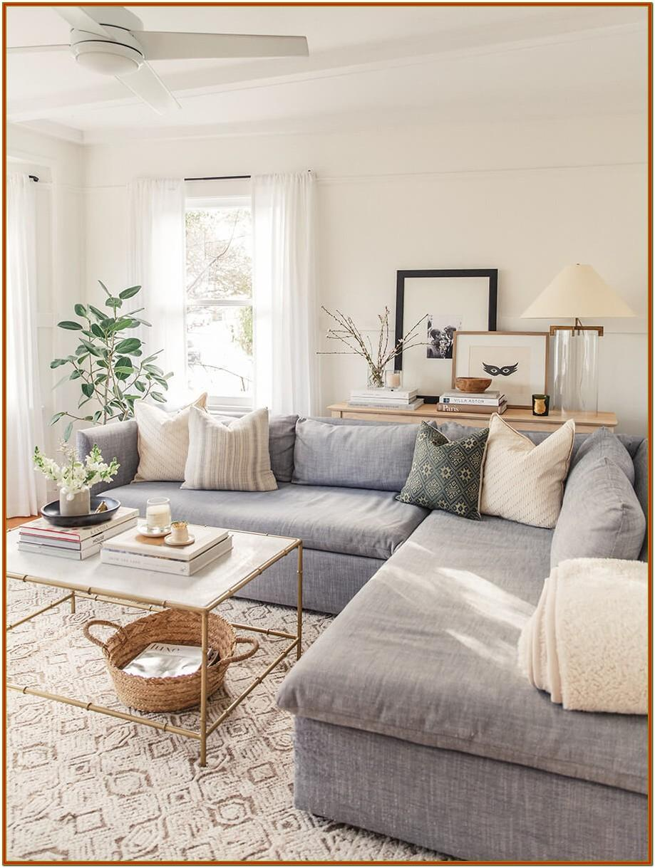 Small Flat Living Room Decor