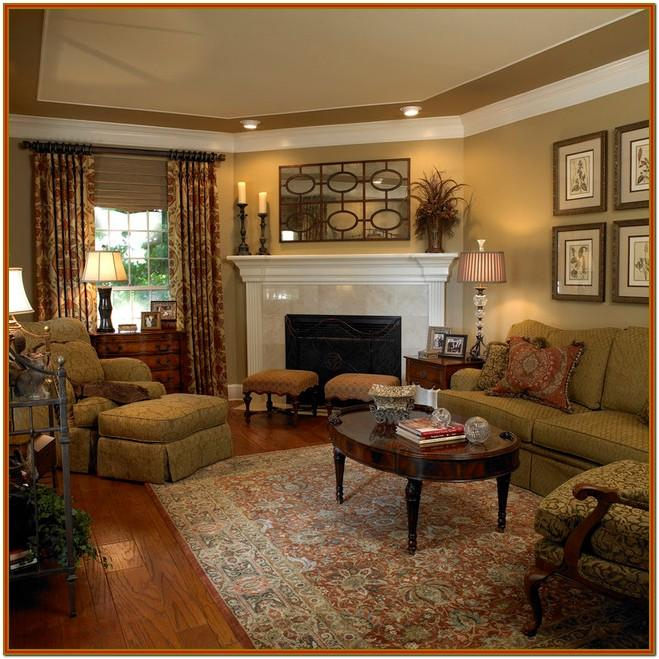 Small Formal Living Room Decorating Ideas