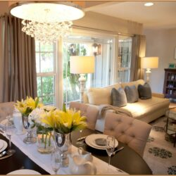 Small Living Room And Dining Room Decorating Ideas 1