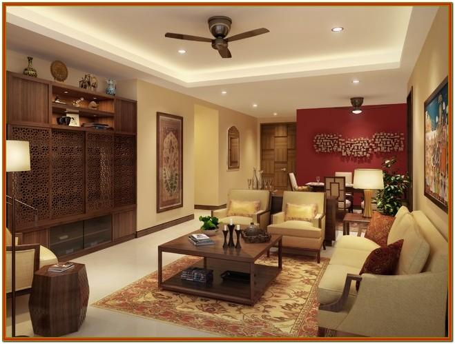 Small Living Room Decoration Ideas In India