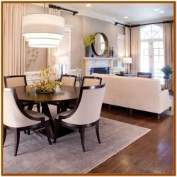 Small Living Room Dining Room Combo Decorating Ideas 1