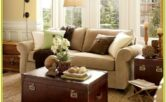Small Pottery Barn Living Room Ideas