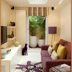 Small Space Small Living Room Decor