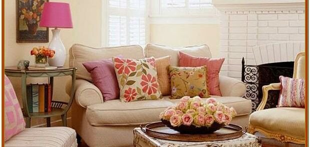 Small Space Small Living Room Decoration