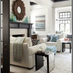 Small Transitional Living Room Ideas
