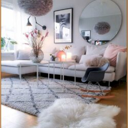 Sophisticated Modern Trendy Living Room Decor