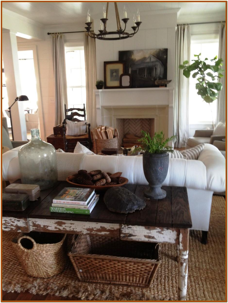 Southern Living Decorating Living Rooms
