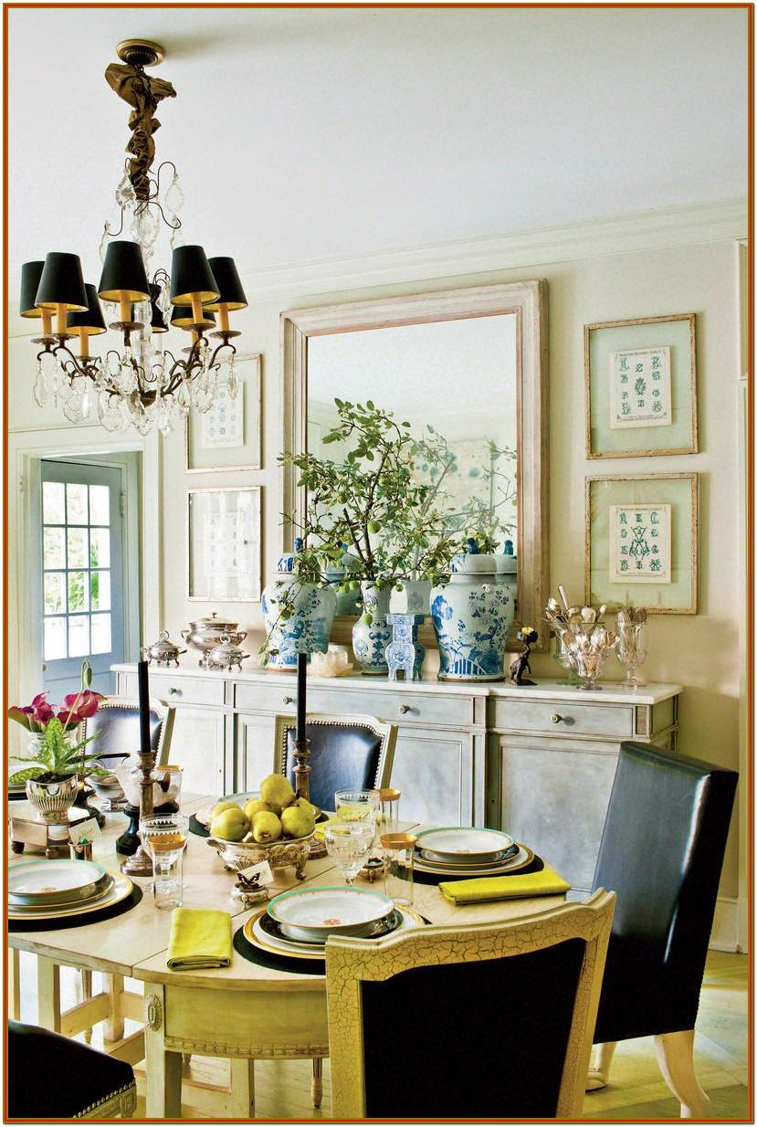 Southern Living Dining Room Decorating Ideas
