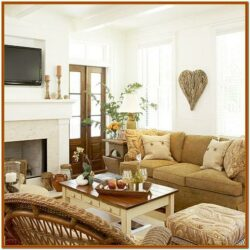 Southern Living Family Room Decor