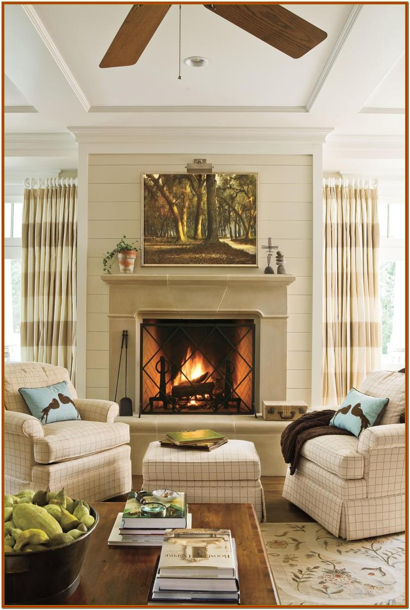 Southern Living Living Room Decorating Ideas