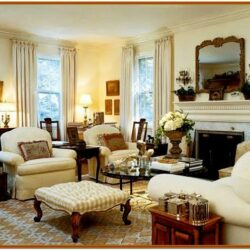 Southern Style Decorating Living Rooms