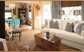 Southern Style Living Room Decor