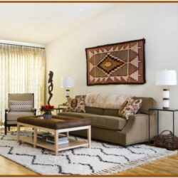 Southwest Decor Living Room Framed Pictures