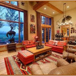Southwestern Christmas Decorating Ideas For Living Room