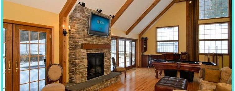 Trailer House Decorating Ideas Kitchen Living Room