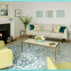 Trellis Living Room Decor Ideas