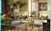 Tuscan Decorated Living Rooms
