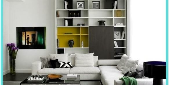 Ultra Modern Modern Style Contemporary Living Room Deco