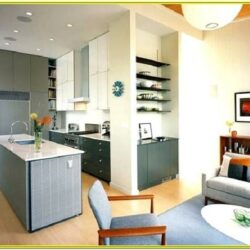Very Small Kitchen Living Room Combo Ideas 1