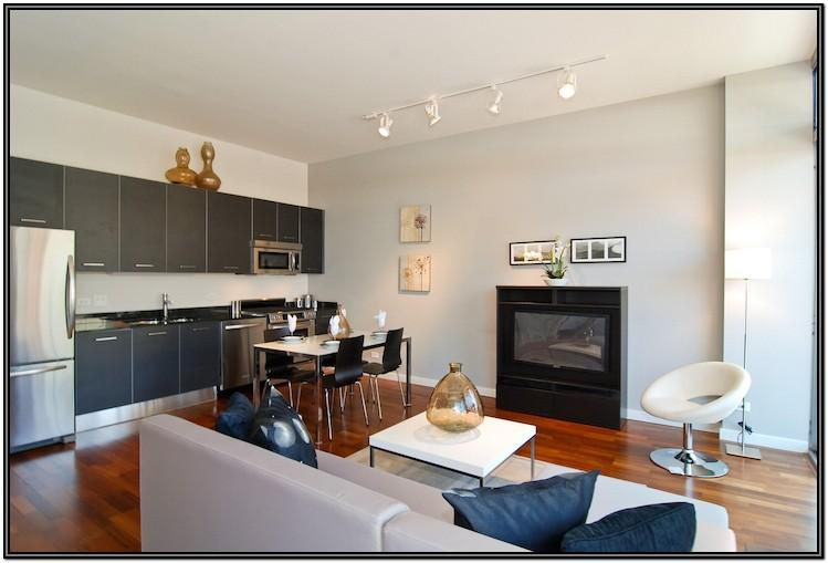 Very Small Kitchen Living Room Combo Ideas
