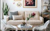 Very Small Living Room Ideas Pinterest