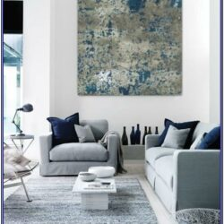 Wall Decorations Living Room Teal And Gray