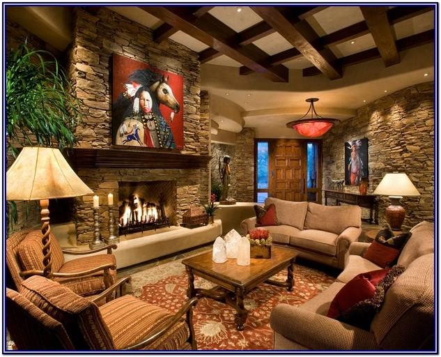 Western Decor Ideas For Living Room Modern