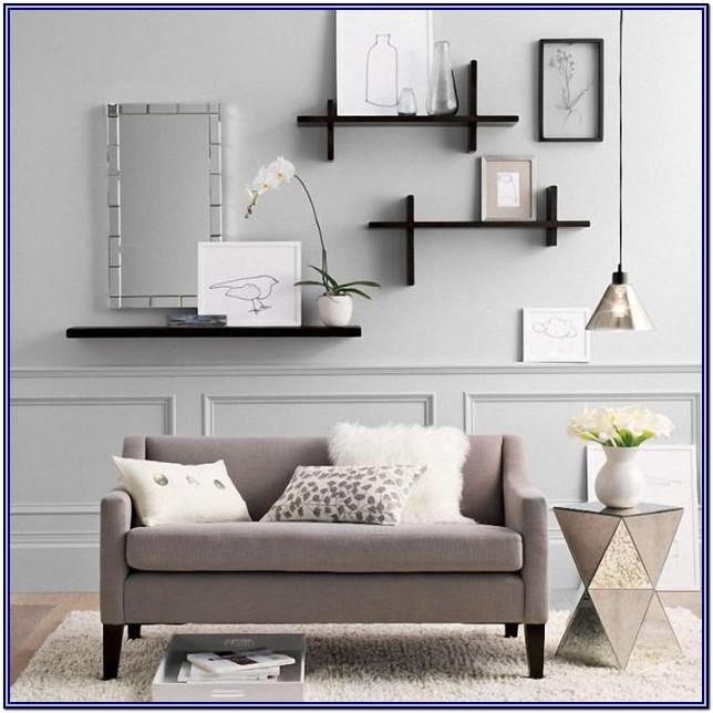white decorations for living rooms shelfs