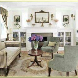 1920s Living Room Ideas Purple