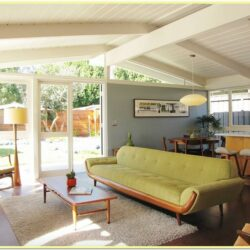 1950s Living Room Design Ideas