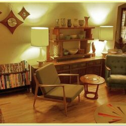 1950s Living Room Ideas