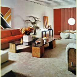 1970s Living Room Ideas