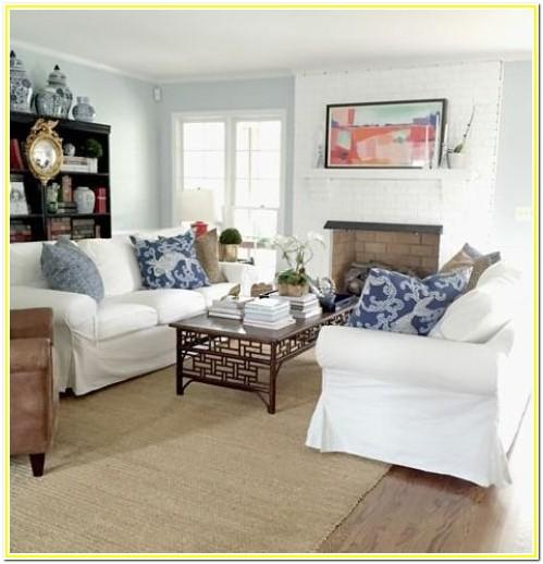 2 Sofas In A Living Room Ideas