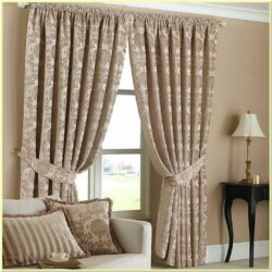 2018 Elegant Living Room Curtain Ideas