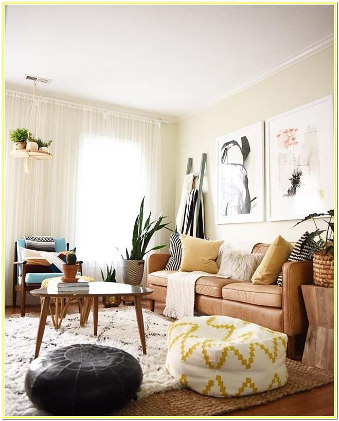 2019 Boho Living Room Ideas